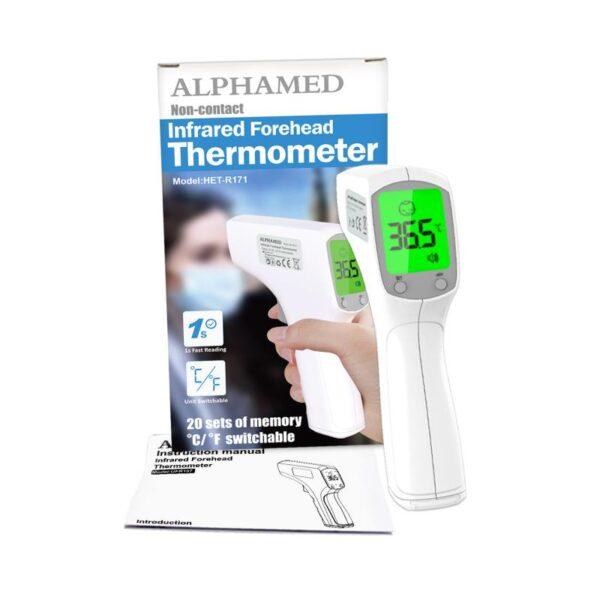 voorhoofdthermometer